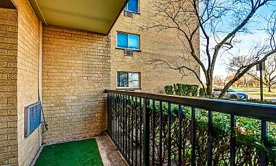 Patio / Deck, 9301 Kenton Avenue, 2