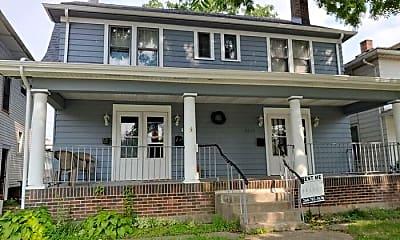 Building, 4111 S Calhoun St, 2
