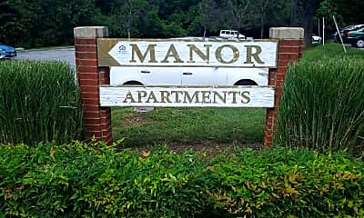 Manor Apartments, 1