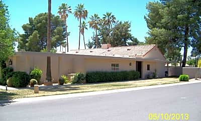 Building, 7552 N San Manuel Rd, 0