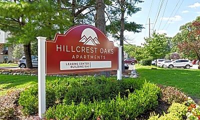 Community Signage, Hillcrest Oaks, 2