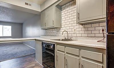 Kitchen, Lexington Place, 0