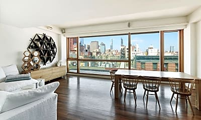 Dining Room, 30 Orchard St 6, 0