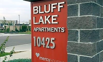 Bluff Lake, 1