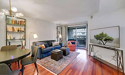 Living Room, 2311 M St NW 703, 0
