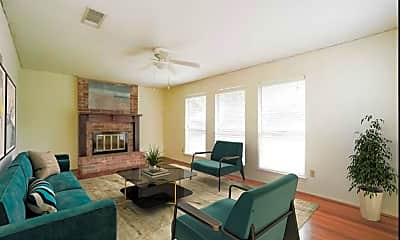 Living Room, 15311 Meadow Village Dr, 1