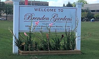 Brenden Gardens, 1