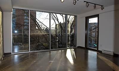 Patio / Deck, 314 W Grace St, 1