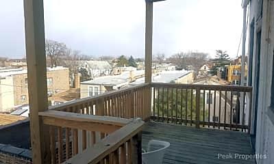 Patio / Deck, 3801 N Bernard St, 2
