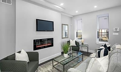 Living Room, 2522 Nicholas St, 0
