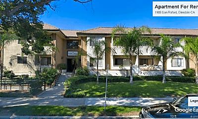 Building, 1109 San Rafael Ave, 0