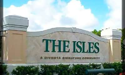 Community Signage, 629 Hudson Bay Dr, 2