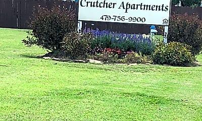 Crutcher Apartments, 1