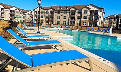 Pool, The Parc at Bentonville, 0