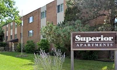 Building, Superior Apartments, 0