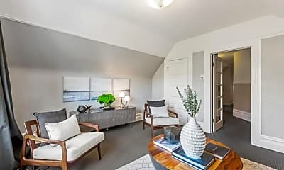 Living Room, 1273 Dolores St, 1