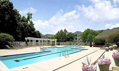 Pool, Legends Cary Towne, 1