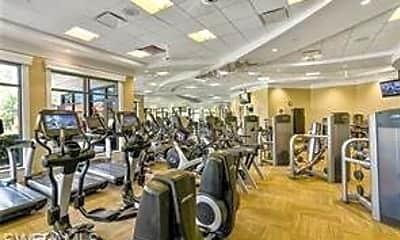 Fitness Weight Room, 9521 Avellino Way 2425, 2