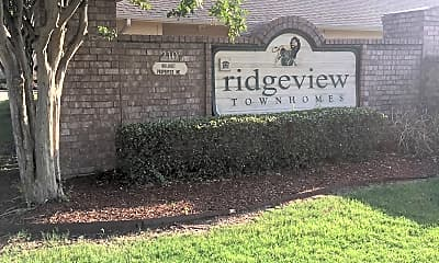 Ridgeview Townhomes, 1