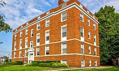 Building, Johnson Apartments, 0