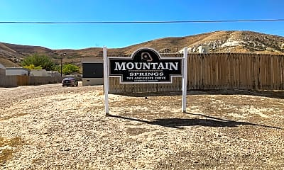 Mountain Springs, 1