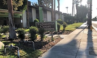 Tahquitz Court Apartments, 1