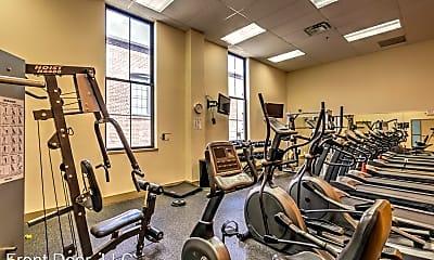 Fitness Weight Room, 1019 N. Skinker Pkwy., 1