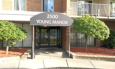 Young Manor Apartments, 1