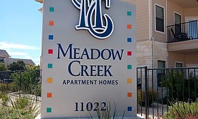 Meadow Creek Apartments, 1