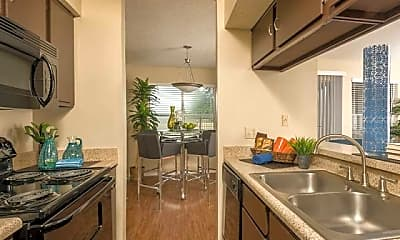 Kitchen, Windsong Place, 0