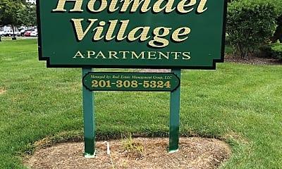 Holmdel Village Apartments, 1