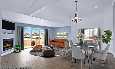 Living Room, 1527 9th St 301, 0
