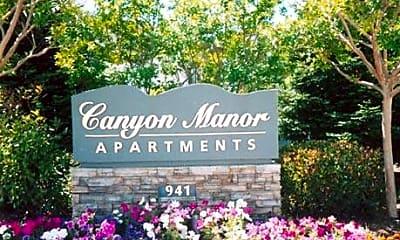 Canyon Manor Apartments, 0
