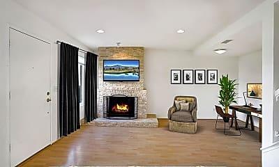Living Room, 815 Del Mar Downs Rd C, 1