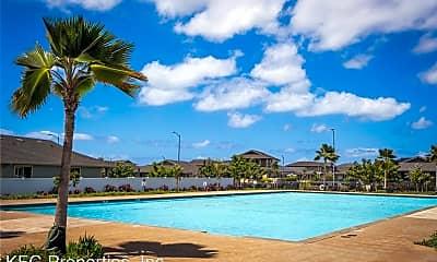 Pool, 91-1051 Iliahialoe Lp, 2