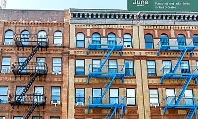 Bedroom, 2053 Frederick Douglass Blvd, 2
