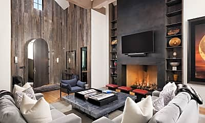 Living Room, 235 Exhibition Ln, 1