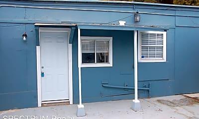 Building, 227 E Haley St, 1