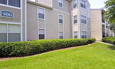 Building, Savannah Sound Apartments, 1