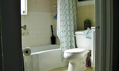 Bathroom, 4636 Hamilton St, 2