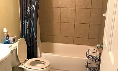 Bathroom, 37 W Hollister St, 2