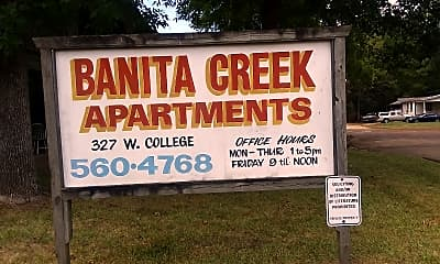 Banita Creek Apartments, 1