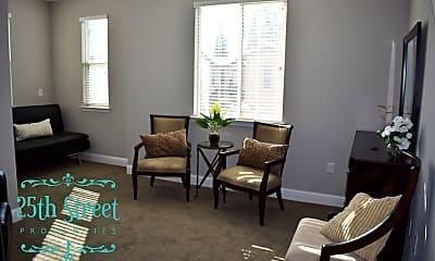 Living Room, 2501 Villa Terrace Ln, 2