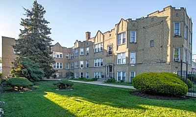 Building, 2421 N Oak Park Ave 1F, 0