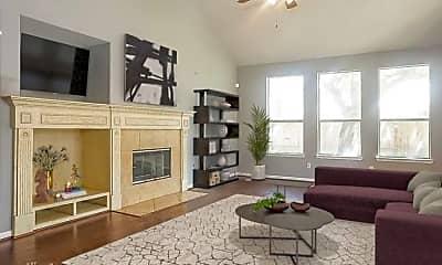 Living Room, 8910 Aberdeen Park Dr, 1