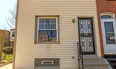Building, 2508 Stewart St, 0