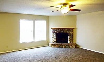 Living Room, 1416 White Birch Lane, 1