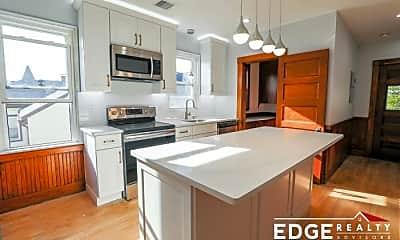 Kitchen, 8 Orange St, 1