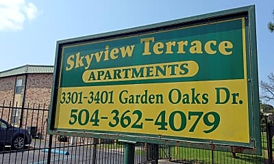 Skyview Terrace Apartments, 1