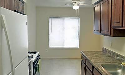 Kitchen, Vista At White Oak, 0